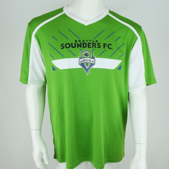 quality design ac251 f85a8 Seattle Sounders Jersey Men's